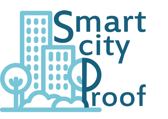 Icoon van Smart City Proof
